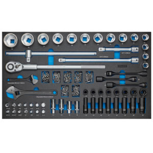 MEGA 1000+ Værktøjssæt 11