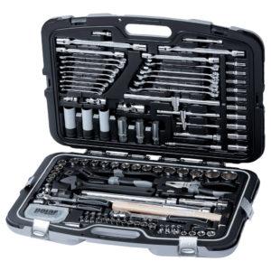 1/4″, 3/8″ og 1/2″ værktøjssæt i mm