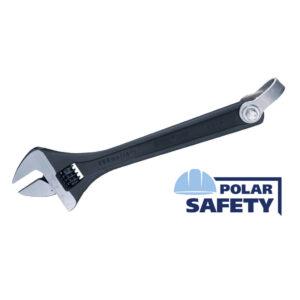 Skiftenøgler m. faldsikring