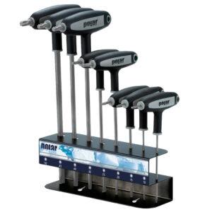 T-håndtag skruetrækkersæt – Torx®