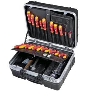 EXTREME kuffert med værktøjssæt – 83 dele