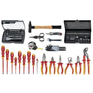 Værktøjssæt – 83 dele