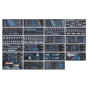 Værktøjssæt – 367 dele