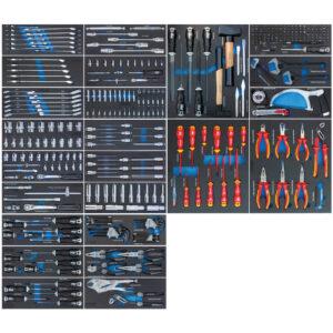 Værktøjssæt – 370 dele