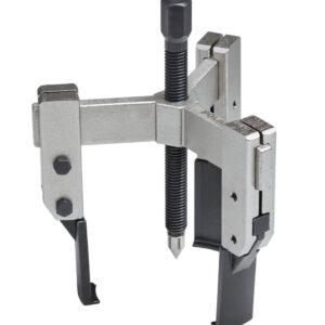 3-armet aftrækker med smalle arme