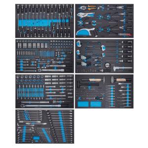 Værktøjssæt – 470 dele