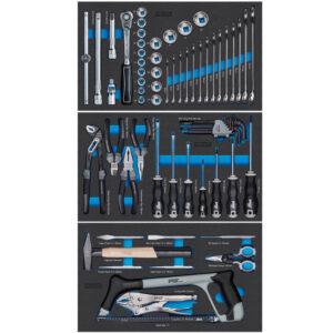 Værktøjssæt – 66 dele