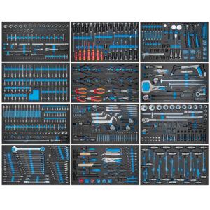 S14 MEGA Værktøjssæt – 1151 dele
